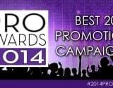 2014 PRO Awards Winners