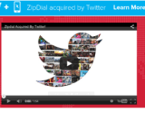 Twitter buys ZipDial