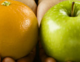 apples oranges B2B B2C