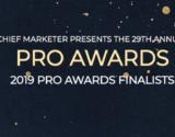 The 2019 PRO Awards