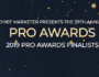 The 2019 PRO Awards