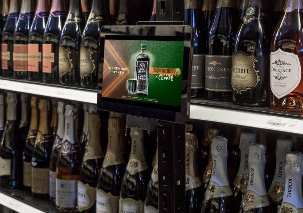 Jägermeister Taps Programmatic DOOH to Amp Up Cold Brew Awareness - Chief Marketer