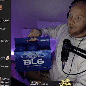 Bud Light BL6 Gaming Console