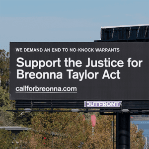 Justice for Breonna Taylor Campaign