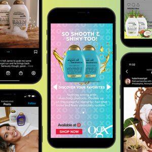 OGX Digital Commerce Campaign