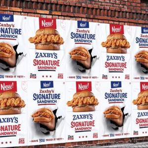Zaxby's Signature Sandwich Campaign